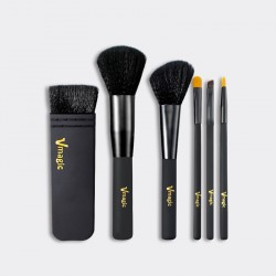 6 PCS Makeup Brushes Set